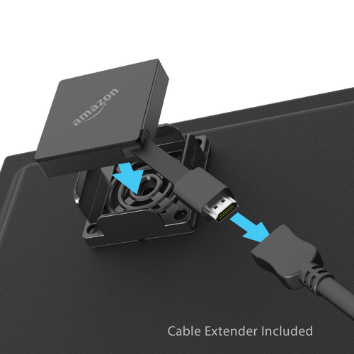 TOTAL MOUNT FIRE TV MOUNTING SYSTEM