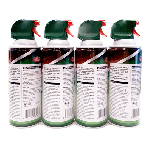 ULTRA DUST COMPRESSED GAS CANS