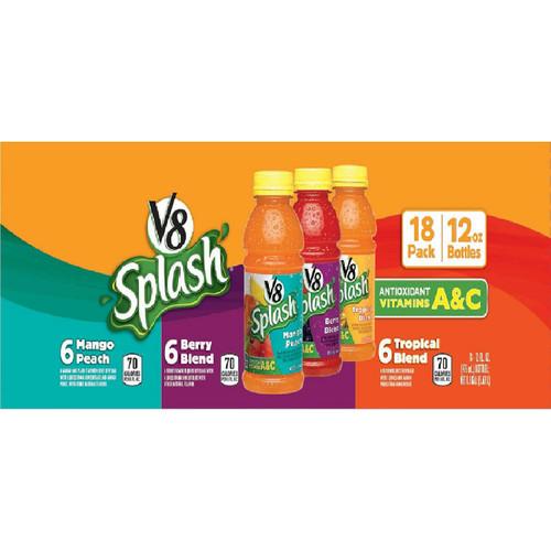 V8 Splash Variety Pack (12oz / 18pk) - *In Store