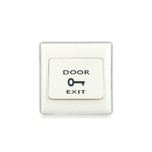 ZKTECO EX-802 : Plastic/PVC Exit Push Button