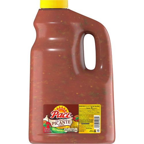 Pace Picante Sauce, Medium (138 oz.) - *Special Order