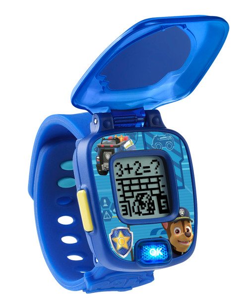 VTech, PAW Patrol, Chase Learning Watch, Toddler Watch, Learning Toy