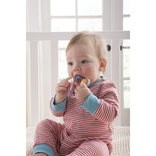 The First Years Floating Friends Teether Baby Teething Toy
