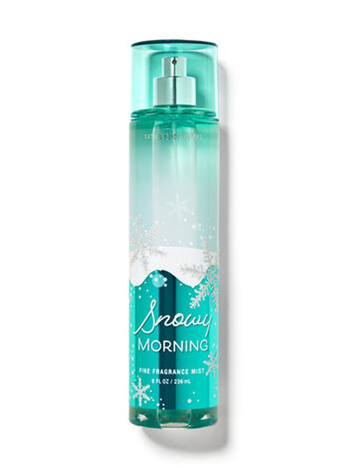 SNOWY MORNING FINE FRAGRANCE MIST - *Ships from Miami