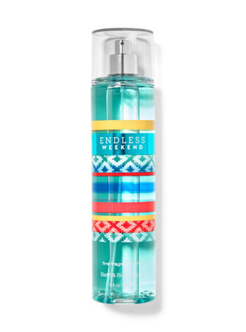 ENDLESS WEEKEND BODY MIST - *Ships from Miami