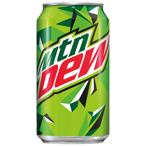 Mountain Dew (12 oz. cans, 36 pk.) - *In Store