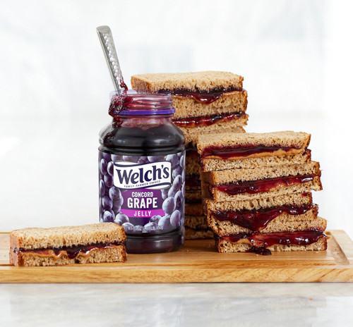 (SINGLE)WELCH'S CONCORD GRAPE JELLY