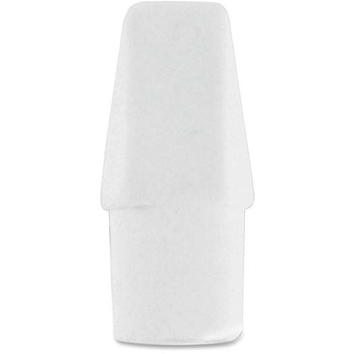 Pentel Hi-Polymer Latex Free White Cap Erasers 10-Pk  - *Ships from Miami*