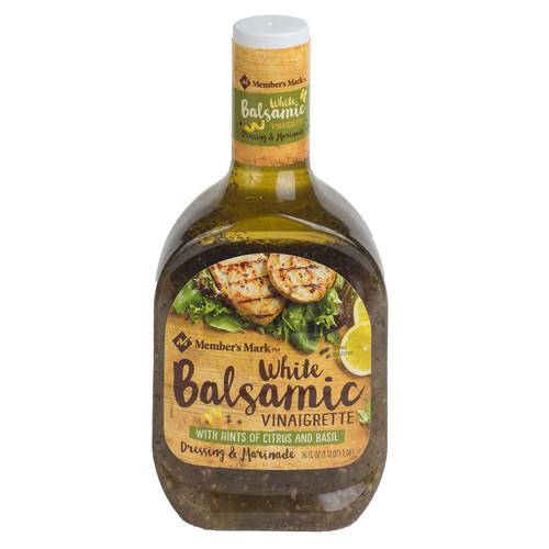 Member's Mark White Balsamic Vinaigrette (36 oz.) - *In Store