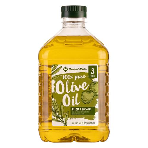 Member's Mark 100% Pure Olive Oil (3 L) - *In Store