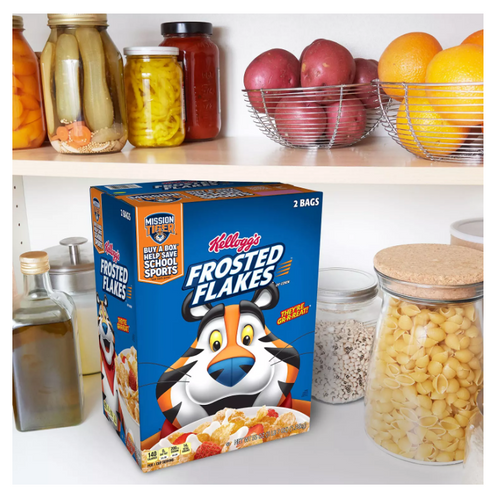 Kellogg's Frosted Flakes Cereal (55 oz.) - *In Store