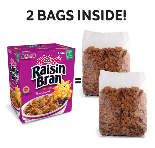Kellogg's Raisin Bran Cereal (76.5 oz.) - *In Store