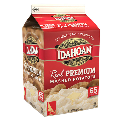 Idahoan Real Premium Mashed Potatoes (3.25 lbs.) - *In Store