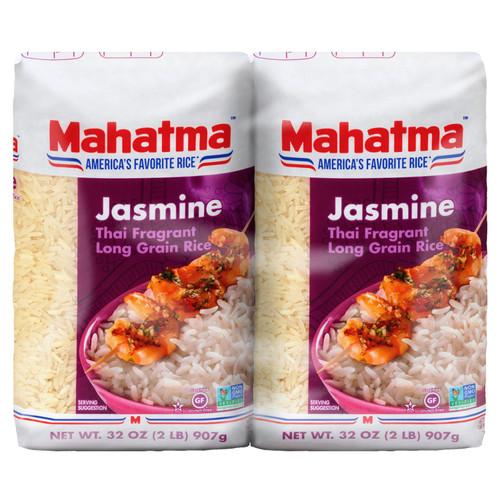 Mahatma Jasmine Enriched Long Grain Rice (64 oz.) - *In Store