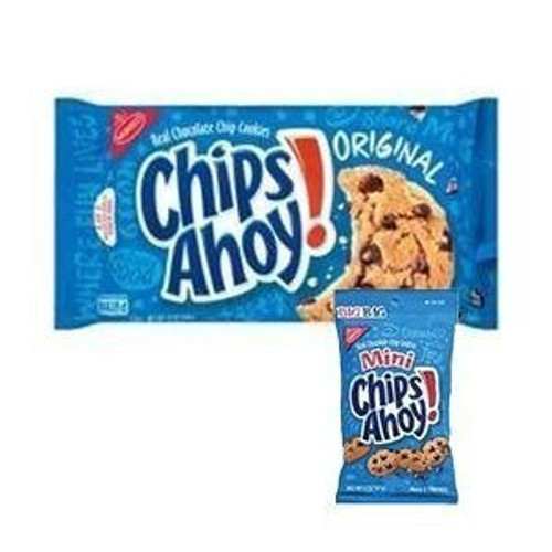 CHIPS AHOY! Chocolate Chip Cookies (24 Snack Packs) - *In Store