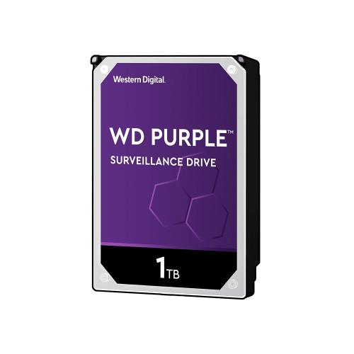WD Purple Surveillance Hard Drive WD10PURZ - Hard drive - 1 TB