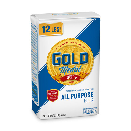 Gold Medal All Purpose Flour (5.44 kg., 12 lbs.) - *In Store