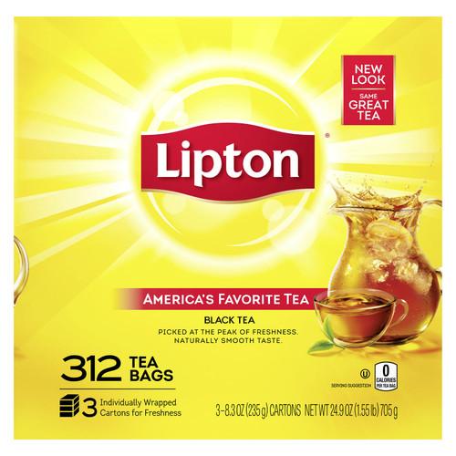 Lipton Tea Bags (312 ct.) - *In Store