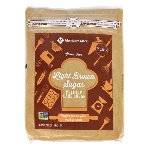 Member's Mark Light Brown Sugar (7 lbs.) - *In Store