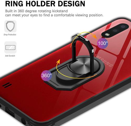 LeYi Samsung Galaxy A01 Case