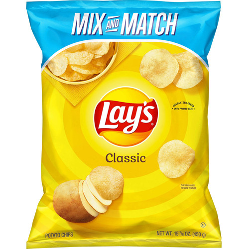 Lay's Classic Potato Chips (15.875 oz.) - *Special Order