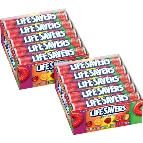 Lifesavers Hard Candy (1.14 oz., 20 ct.) - *Special Order