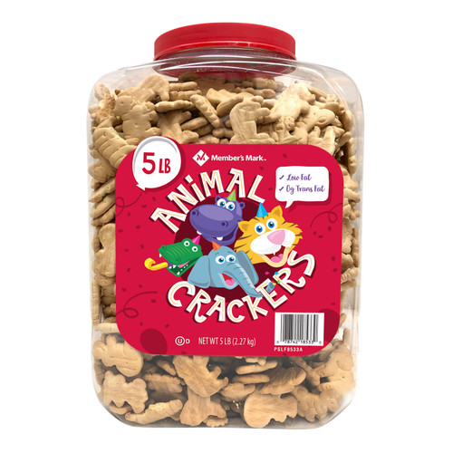 Member's Mark Animal Crackers (5 lbs.) - *Special Order