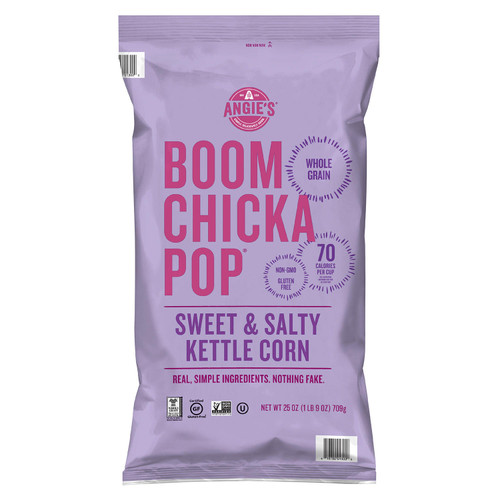 Angie's Boom Chicka Pop Sweet and Salty Kettle Corn (25 oz.) - *Special Order