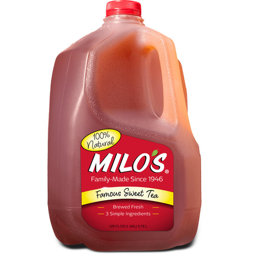 Milo's Famous Sweet Tea (1 gal.) - *Special Order