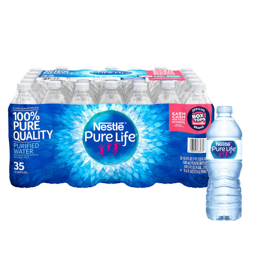Nestle Pure Life Purified Water (16.9oz / 35pk) - *Special Order