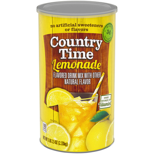 Country Time Lemonade Mix (82.5oz) - *Special Order