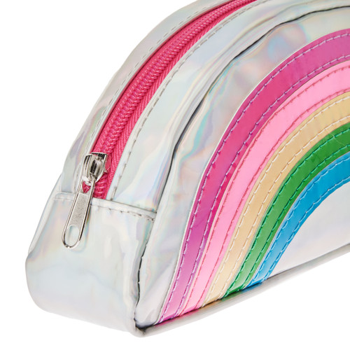 Pen + Gear Shiny Rainbow Pencil Pouch  - *Ships from Miami*