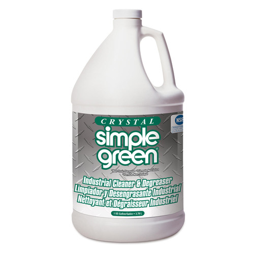 Crystal Simple Green Industrial Cleaner & Degreaser (128 oz.) - *Special Order
