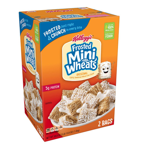 Kellogg's Frosted Mini-Wheats (58.8 oz.) - *Special Order