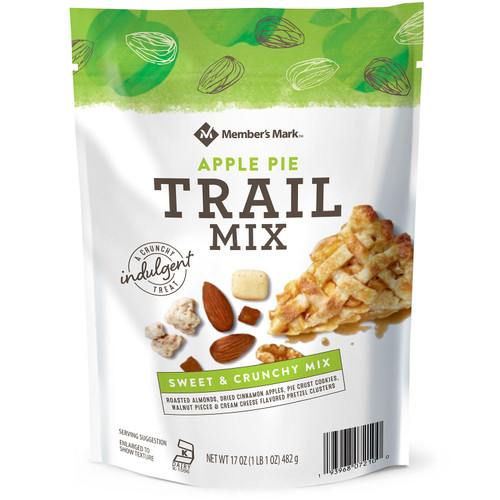 Member's Mark Apple Trail Mix (17 oz.) - *Special Order