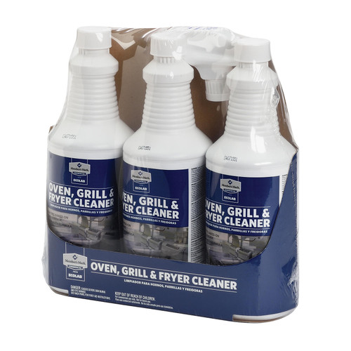 Member's Mark Commercial Oven, Grill and Fryer Cleaner (32 oz., 3 pk.) - *Special Order