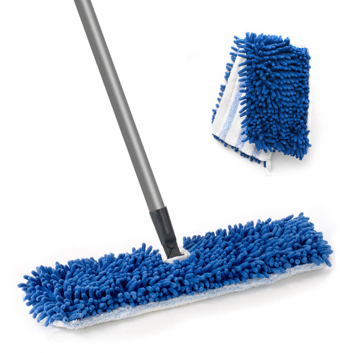 O-Cedar Professional Dual-Action Microfiber Flip Mop with Extra Refill - *Special Order