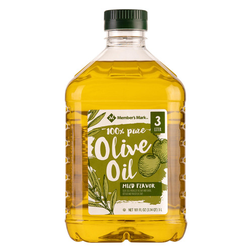 Member's Mark 100% Pure Olive Oil (3 L) - *Special Order