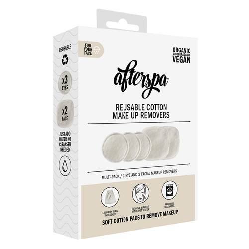 AfterSpa Reusable Cotton Makeup Removers - *Special Order