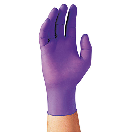 Kimberly-Clark Professional - PURPLE NITRILE Exam Gloves, Large, Purple - 100/Box - *Special Order