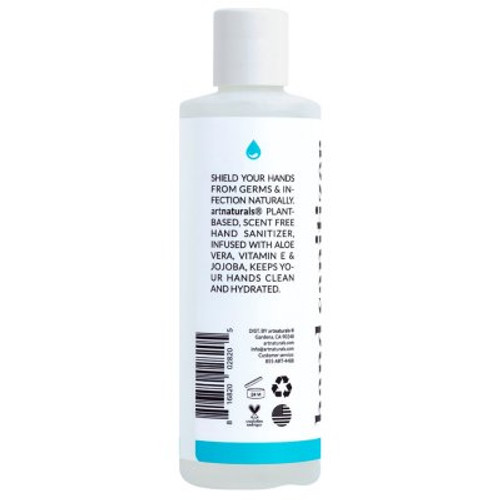 ARTNATURALS UNSCENTED HAND SANITI