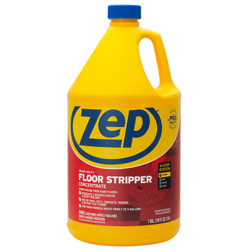 Zep Commercial Heavy Duty Floor Stripper (1 gal.) - *Special Order