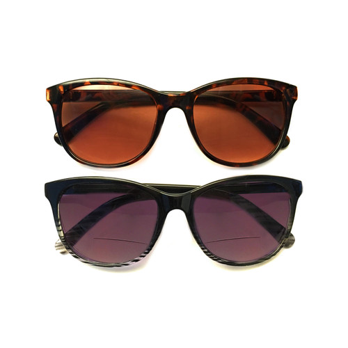 I.Image Women's Metal 2-Pack Sunglass Readers, Select Power - *Special Order