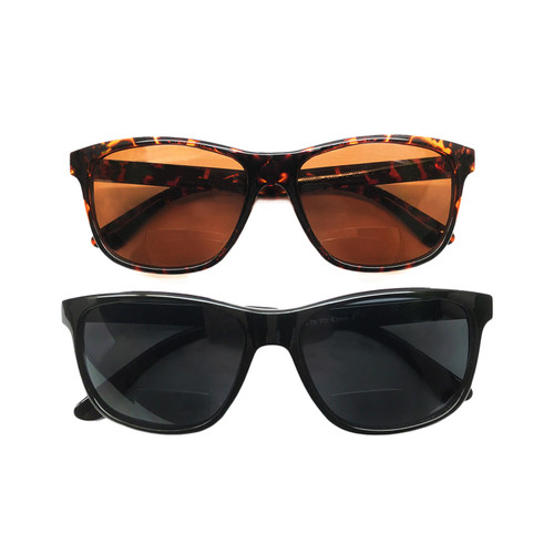 I.Image Men's Plastic 2-Pack Sunglass Readers, Select Power - *Special Order