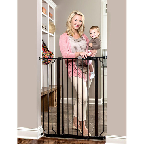 "Regalo Easy Step Extra Tall Baby Gate, 29"" - 36.5"" (Choose Your Color) - *Special Order"
