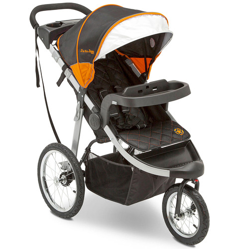 Jeep Unlimited Range Jogger by Delta Children (Choose Your Color) - *Special Order