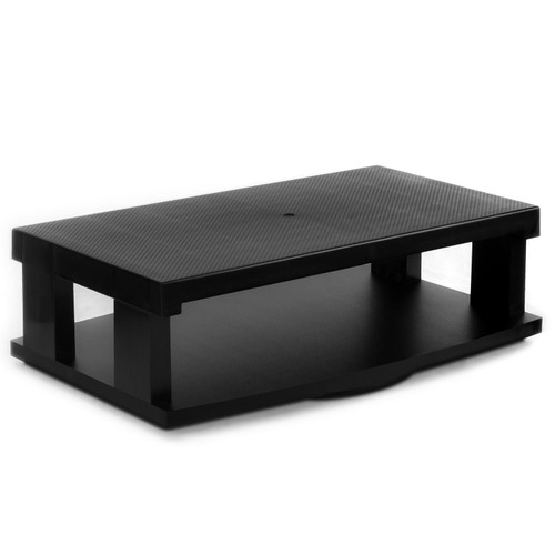 Aleratec Heavy Duty Flat LCD/LED TV Swivel Stand 2-Tier Entertainment Center - *Special Order