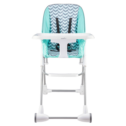 Evenflo Symmetry Flat Fold High Chair (Choose Your Color) - *Special Order
