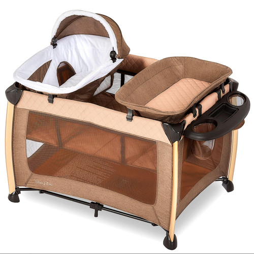 Dream On Me Princeton Deluxe Nap 'N Pack Playard (Choose Your Color) - *Special Order