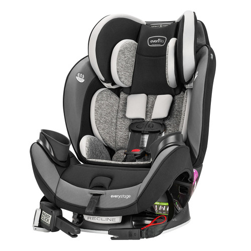 Evenflo EveryStage DLX All-in-One Car Seat (Choose Your Color) - *Special Order